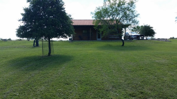 Clear Springs Lodging & Cabins of Utopia is in the Hill Country of Texas